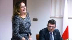 Wizyta na sesji Rady Miejskiej w Pajęcznie