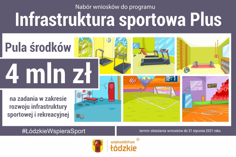Infrastruktura sportowa Plus