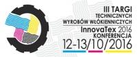 Zapraszamy na III Targi Technicznych Wyrobów Włókienniczych 12-13.10.2016 r.