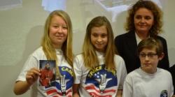 Łódzcy uczniowie na obozie NASA