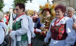 Dożynki Wojewódzko-Diecezjalne w Zduńskiej Woli