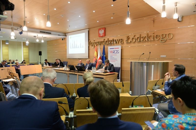WRDS o wektorach rozwoju województwa łódzkiego