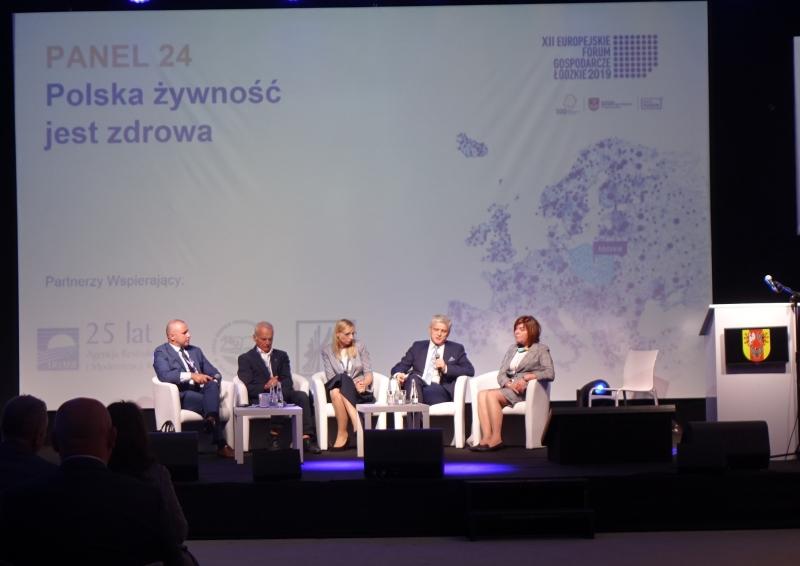 Drugi dzień XII Europejskiego Forum Gospodarczego
