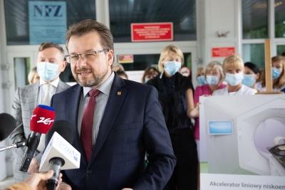 """Najnowocześniejszy sprzęt w Polsce w """"Koperniku"""""""