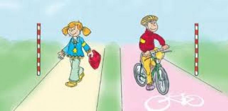Bezpieczna infrastruktura dla pieszych i rowerzystów