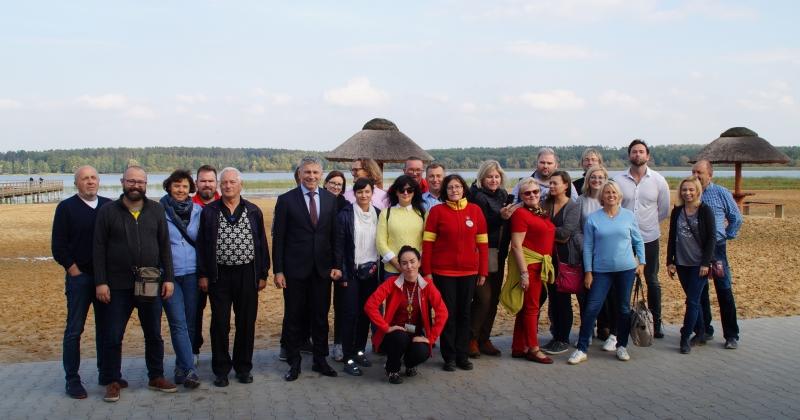 Obchody Światowego Dnia Turystyki w regionie łódzkim