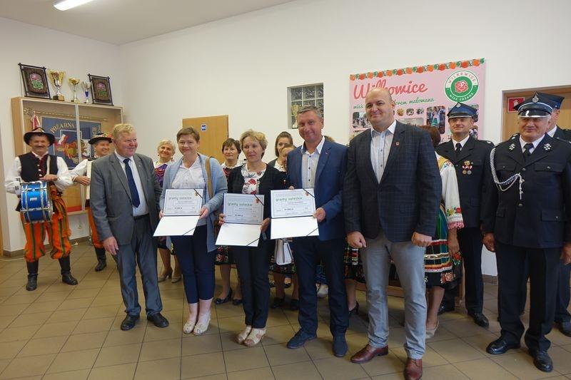 Granty Sołeckie w Wilkowicach i Borowinach
