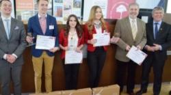 Finał konkursu przedsiębiorczych licealistów