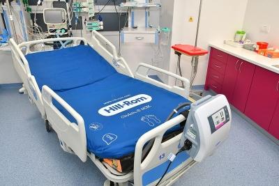 Koniec remontu w szpitalu wojewódzkim w Bełchatowie