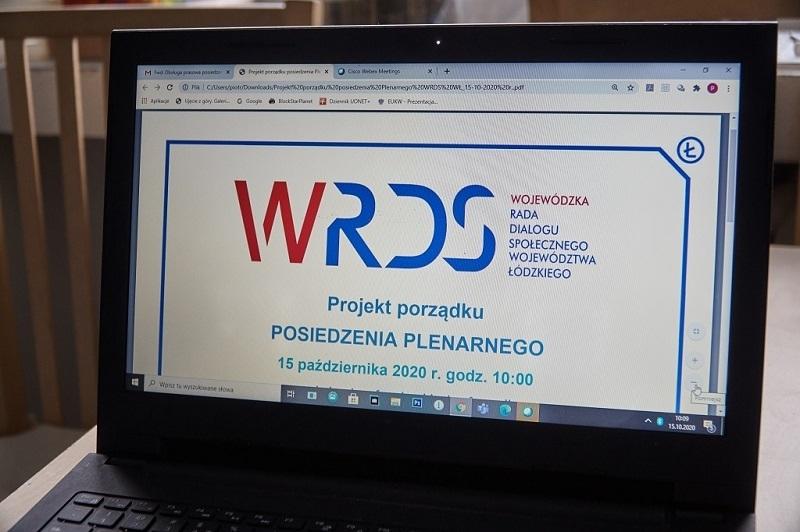O przestrzeganiu prawa pracy i zdrowiu mieszkańców na WRDS