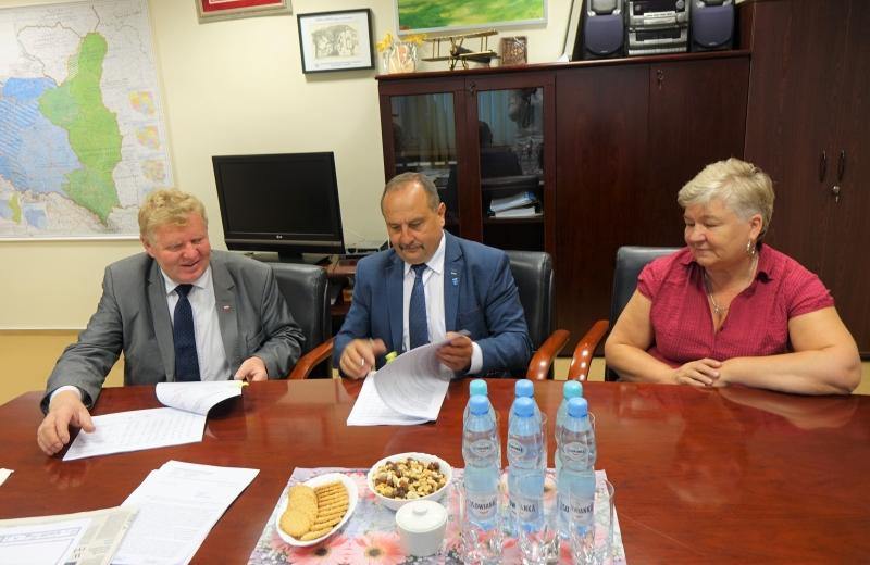 Projekt Gminy Łyszkowice dofinansowany w ramach inicjatywy LEADER