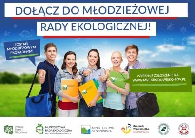 Powstaje Młodzieżowa Rada Ekologiczna