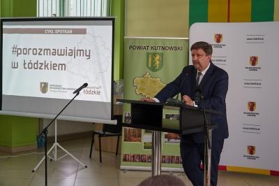 Porozmawiajmy w Łódzkiem – spotkania w Łęczycy i Kutnie
