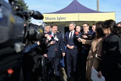 Umowa na remont torowiska linii 45 z Łodzi do Zgierza podpisana