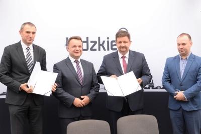 Elektromobilność zaczyna się w Łódzkiem
