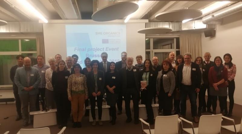 Konferencja podsumowująca projekt SME ORGANICS