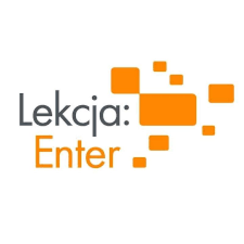 """""""Lekcja: Enter"""" – bezpłatne szkolenia z kompetencji cyfrowych dla nauczycieli"""