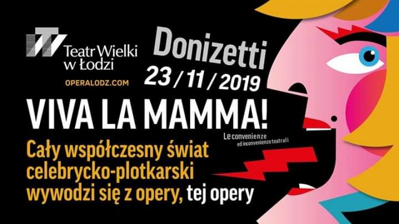 Zapraszamy na pierwszą w sezonie 2019/2020 premierę w Teatrze Wielkim w Łodzi