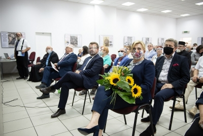 Spotkanie autorskie z Jerzym Kropiwnickim