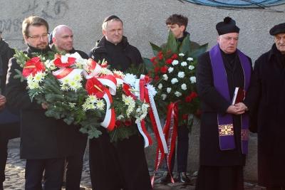 78. rocznica likwidacji obozu cygańskiego w Litzmannstadt Getto