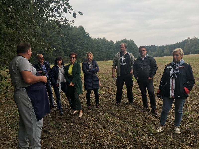 Piąte spotkanie regionalnej grupy interesariuszy projektu BioGov