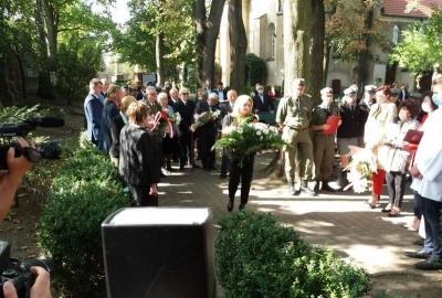 Uroczystości z okazji Światowego Dnia Sybiraka w Wieluniu