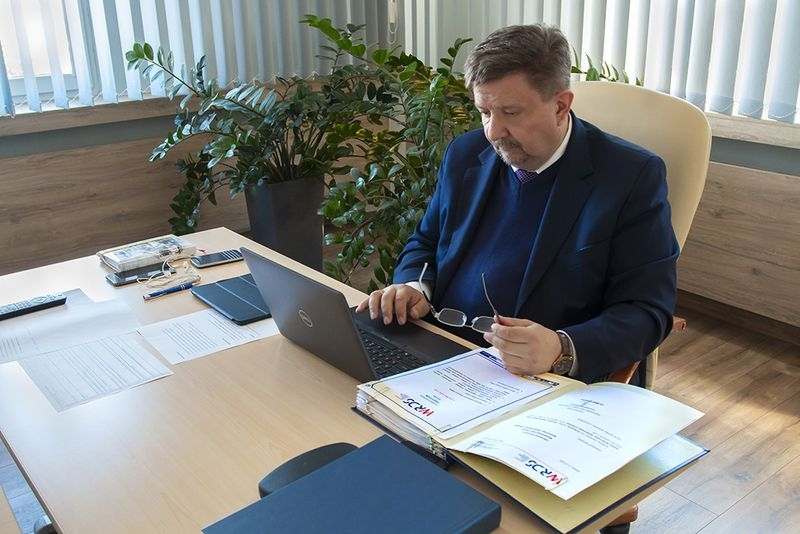 Prezydium WRDS online