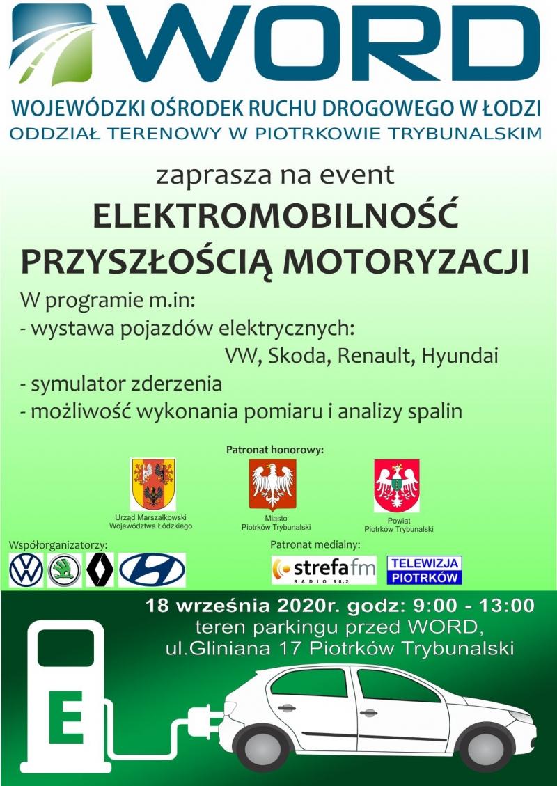 Kampania Informacyjna prowadzona przez Wojewódzki Ośrodek Ruchu Drogowego w Łodzi