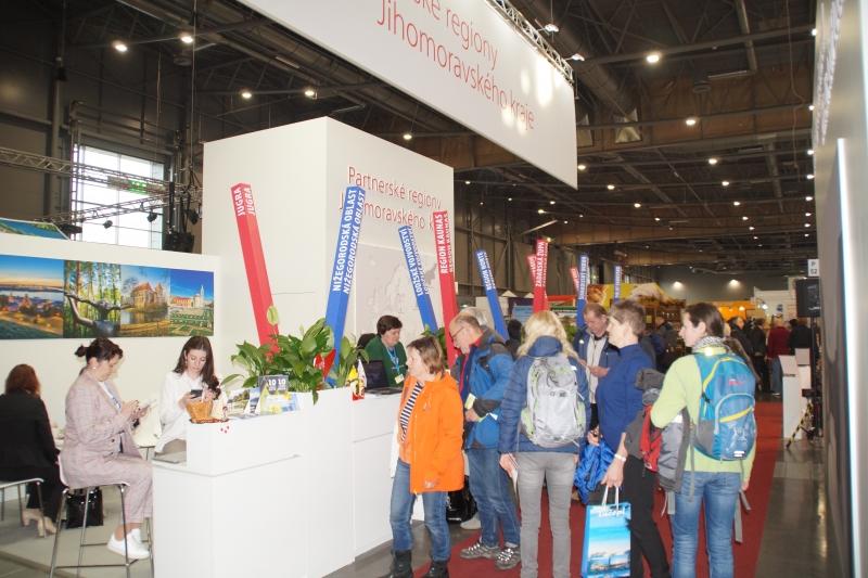 Międzynarodowe Targi Regionów Turystycznych GO and REGIONTOUR 2020 w Brnie