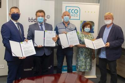 Pieniądze na inwestycje Uniwersytetu Medycznego w Łodzi