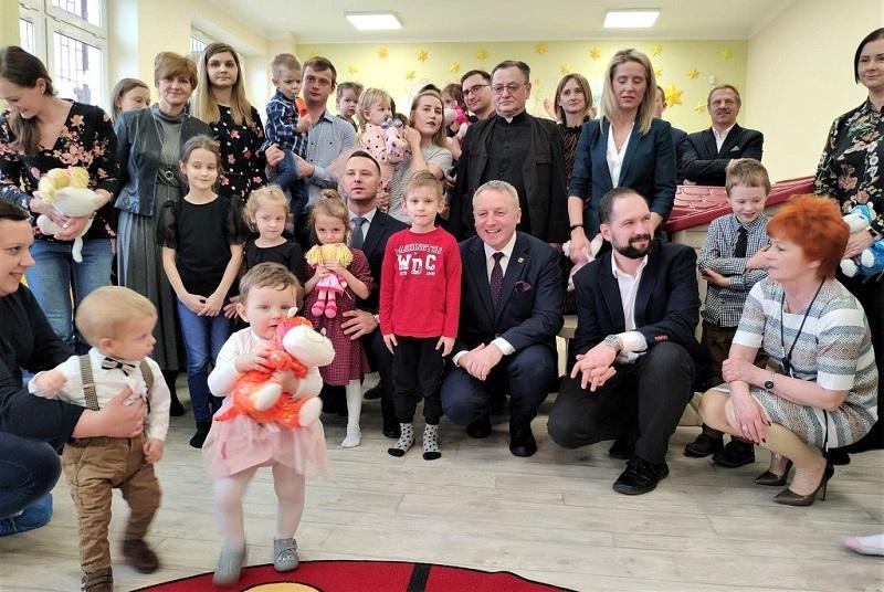 Nowy żłobek w gminie Zduny