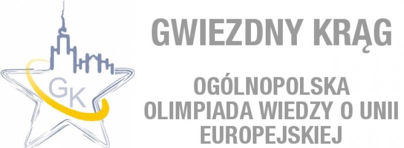 """Olimpiada wiedzy o Unii Europejskiej """"Gwiezdny Krąg"""""""
