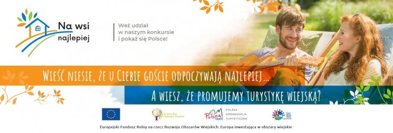 """Rusza konkurs """"Na wsi najlepiej""""!"""