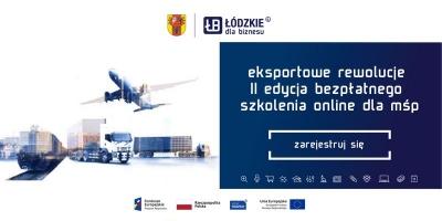 Eksportowe Rewolucje – II edycja bezpłatnych szkoleń dla MŚP