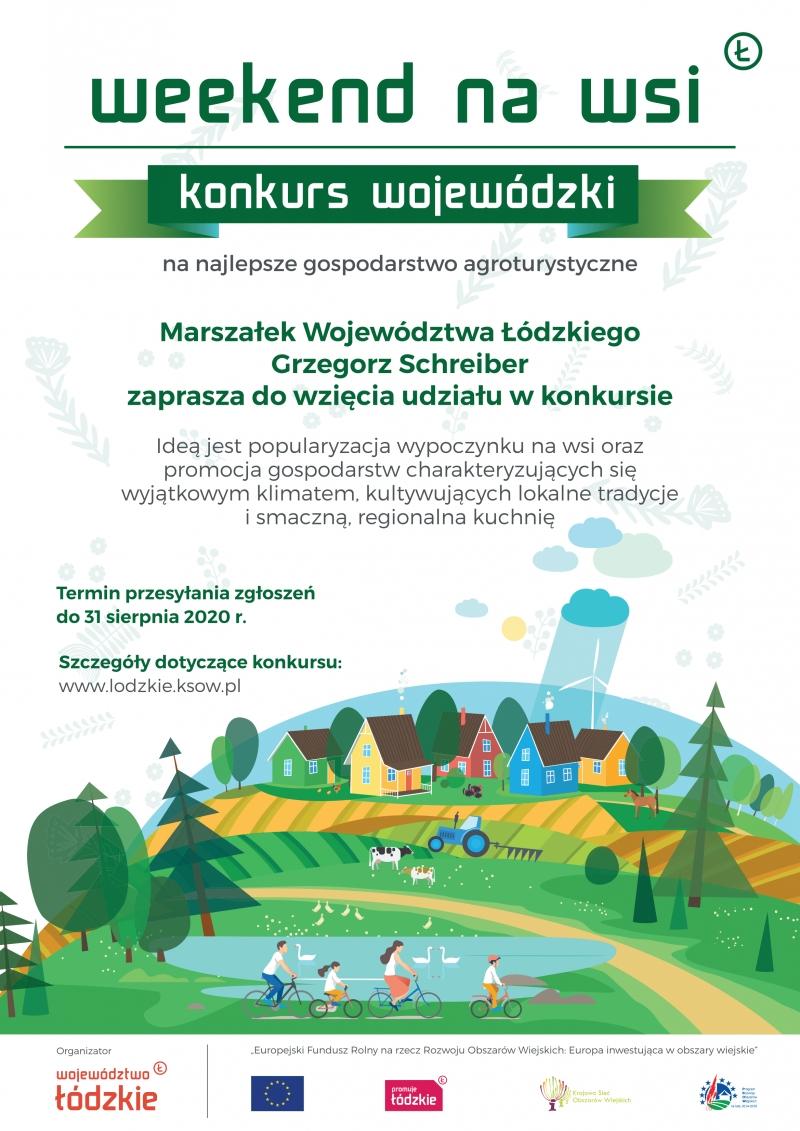 Weekend na Wsi - Konkurs Wojewódzki