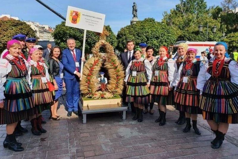 Dożynki Prezydenckie w Warszawie