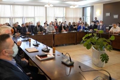 Porozmawiajmy w Łódzkiem – Radomsko i Sieradz