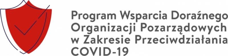Program Wsparcia Doraźnego Organizacji Pozarządowych w zakresie przeciwdziałania skutkom COVID-19