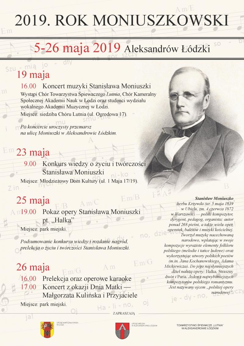 Obchody Roku Moniuszki w regionie