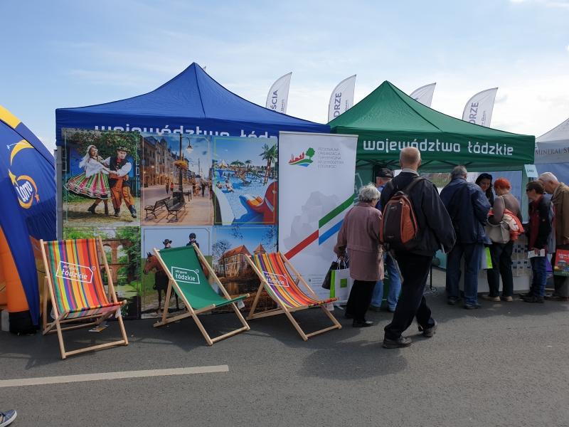 Łódzkie na Pikniku nad Odrą w Szczecinie
