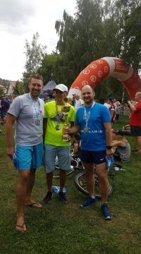 Mistrzostwa Polski Szafet Samorządowych w Triathlonie