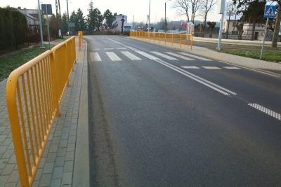 Inwestycje na drogach wojewódzkich w powiecie tomaszowskim