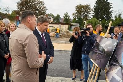 Porozmawiajmy w Łódzkiem – powiat pabianicki