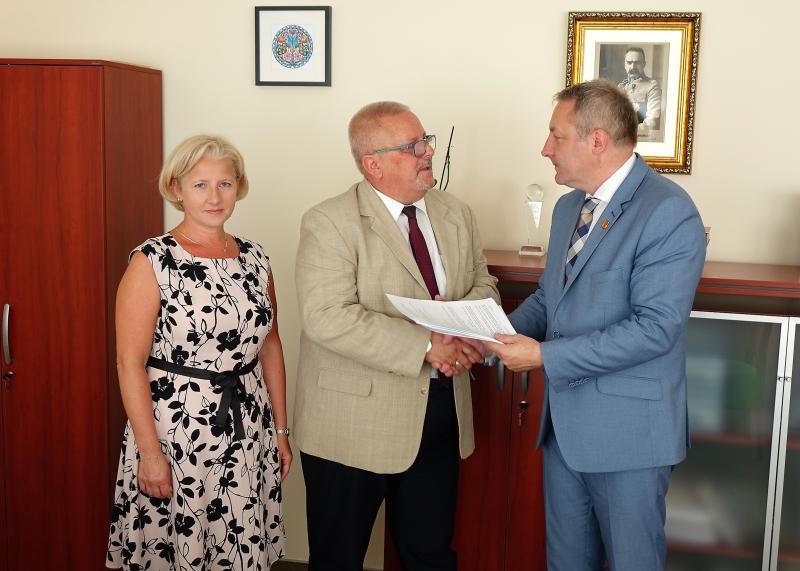 Wsparcie dla Łęczycy w ramach inicjatywy LEADER