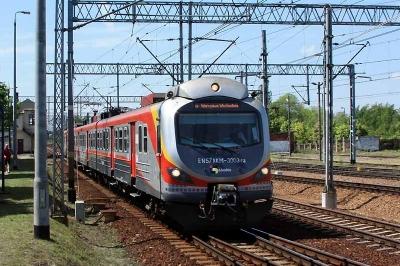 Mniej pociągów POLREGIO