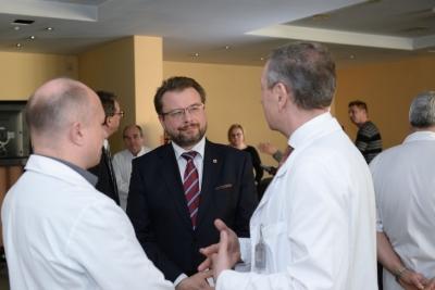 Prostate Cancer Unit w Szpitalu im. Kopernika w Łodzi