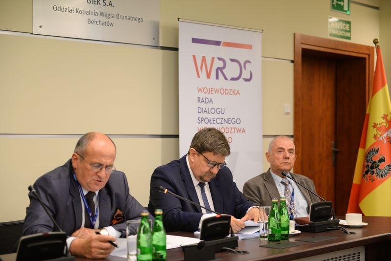 WRDS o Strategii Rozwoju i Centralnym Porcie Komunikacyjnym