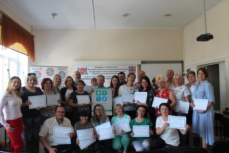 Projekt dla nauczycieli z Ukrainy [wideo]