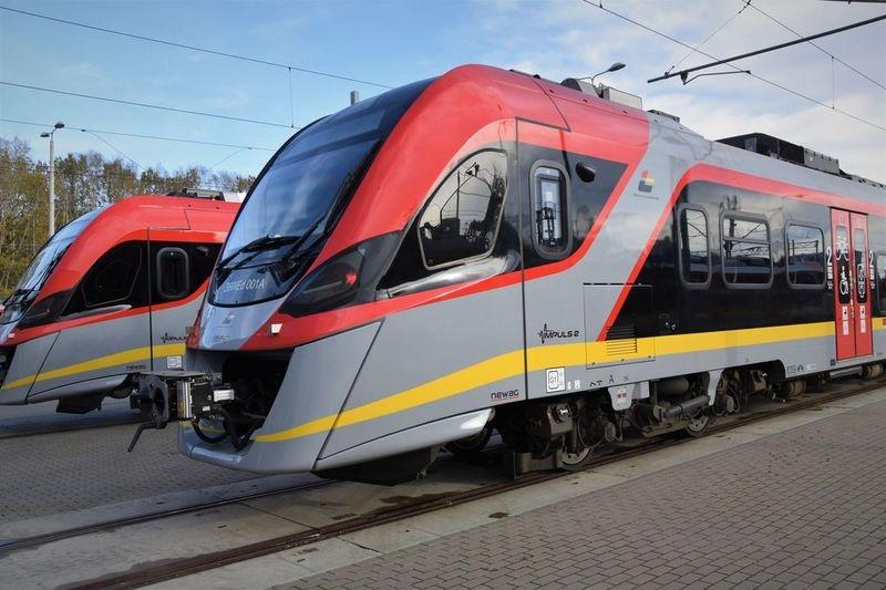 Nowe połączenia i pociągi ŁKA - www.lodzkie.pl