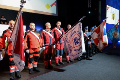 120 lat pogotowia ratunkowego w województwie łódzkim